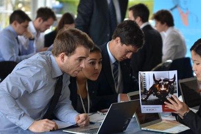 Les serious games à l'heure de la mondialisation : l'exemple du HEC Business Challenge