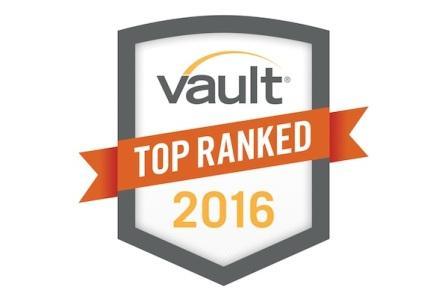 Classement Vault 2016 : les enseignements de la dernière édition
