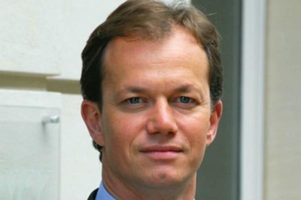 Sébastien Declercq, responsable du bureau parisien d'A.T. Kearney