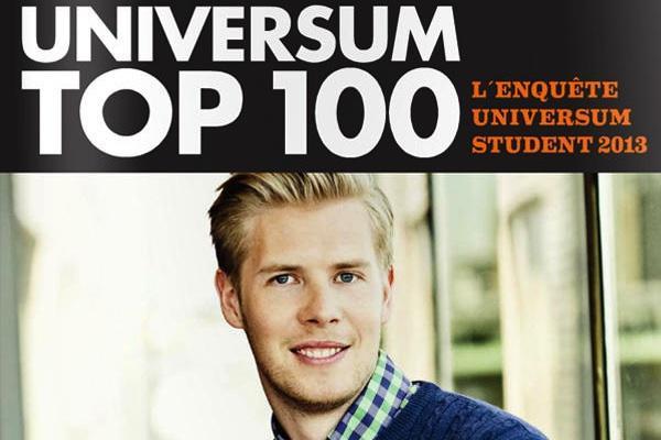 Regain de forme des cabinets de conseil en stratégie dans le classement Universum 2012 : Roland Berger entre dans le top 100 en France, McKinsey 2e et Bain 4e aux États-Unis