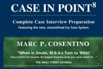 5 livres pour préparer vos études de cas