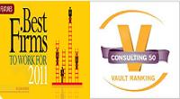 Classements 2012 des meilleurs cabinets de conseil selon leurs consultants
