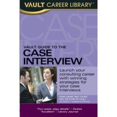 livre de préparation aux cas par Vault