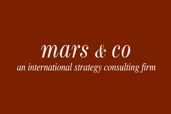 logo mars and co consultor