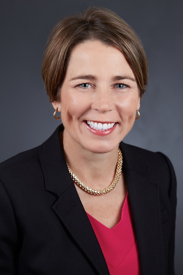 Maura Healey official photo