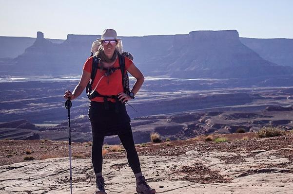 Du conseil en stratégie aux sports extrêmes, l'itinéraire de Suzanne Stroeer