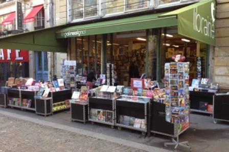 Christophe Burtin, partner chez Kea, ouvrira sa 5e librairie à Paris : « La Mouette Rieuse »