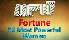 fortune most powerful women