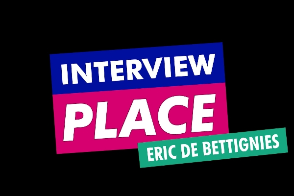Vidéo : INTERVIEW PLACE d'Éric de Bettignies - Advancy