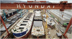 shipbuilding south korea