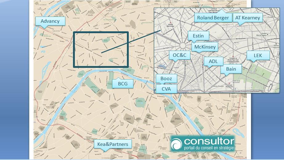 McKinsey, seul survivant sur les Champs-Elysées