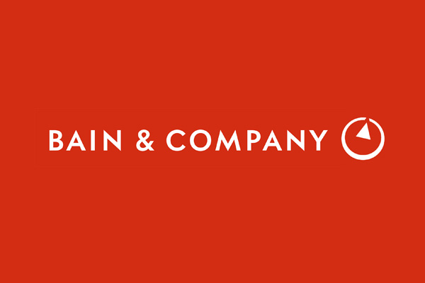 logo bain and company consultor
